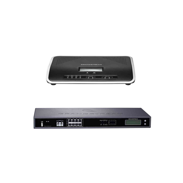 Grandstream Optimized UC Features for SMBs UCM6200 Series IP PBX UCM6208