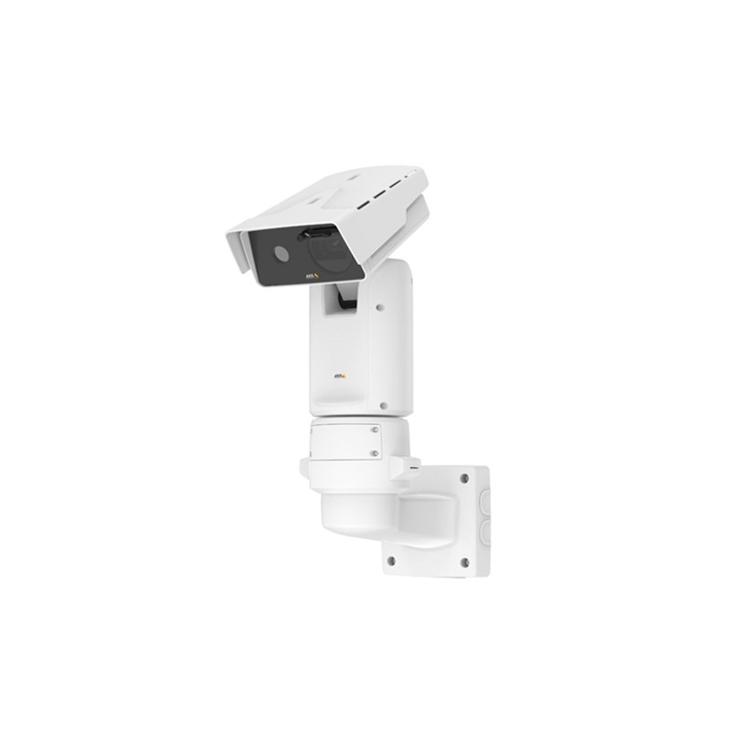 AXIS Q8752-E Bispectral PTZ Camera Thermal detection and visual verification