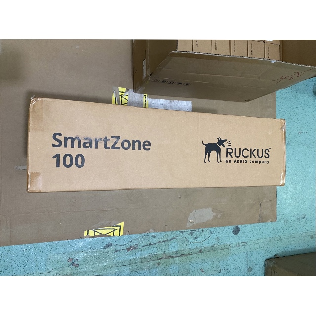 Ruckus AP Controller For Outdoor Or Indoor Access Points P01-S104-CN00 SmartZone 100 With 4 GigE Ports