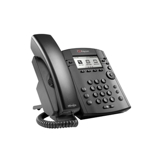 New Original Polycom VVX 301 Series Business Media Phones
