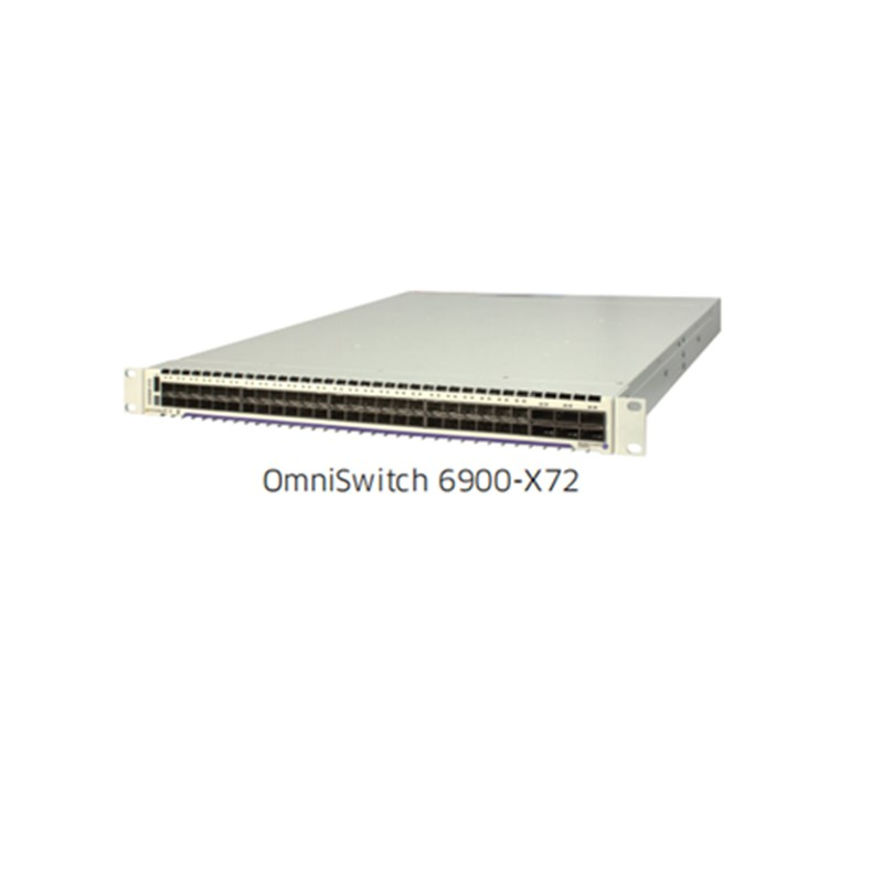 OS6900-X72-R Alcatel-Lucent OmniSwitch 6900
