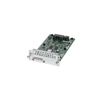 Cisco Cisco Original New In Box NIM-1T= 1-Port Serial WAN Interface Card For Cisco 4451-X