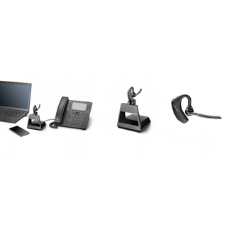 Plantronics headset VOYAGER 5200 OFFICE AND UC SERIES