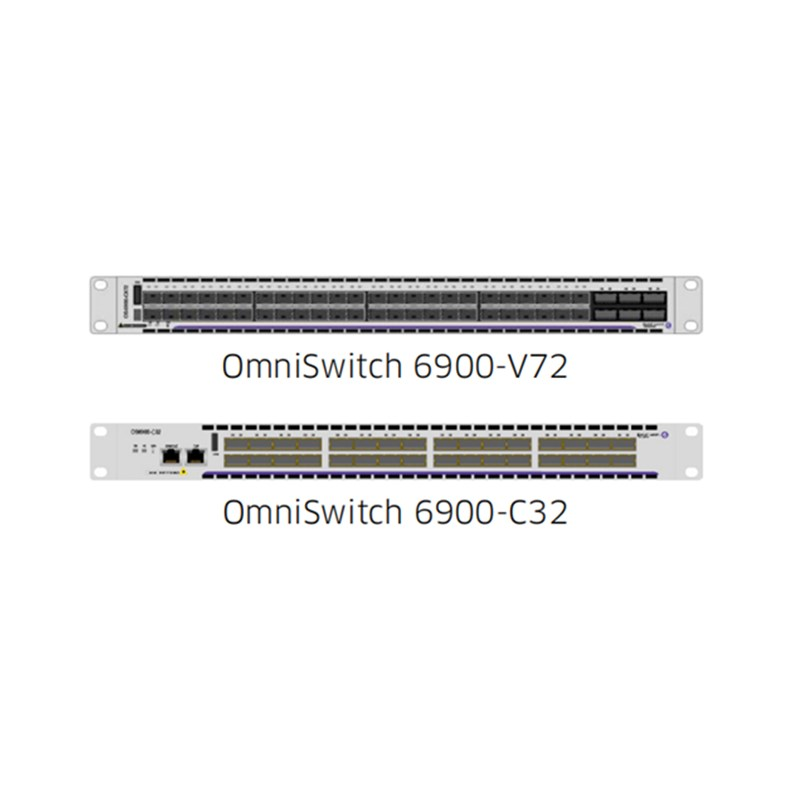 OS6900-T40-F Alcatel-Lucent OmniSwitch 6900