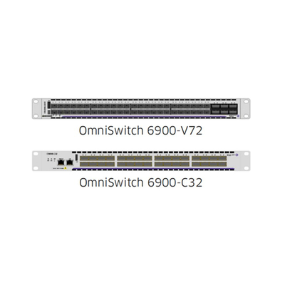 OS6900-V72D-R Alcatel-Lucent OmniSwitch 6900