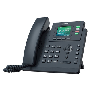 Yealink T33G 4-Line IP phone Facilitate the communication,enrich your business SIP-T33G
